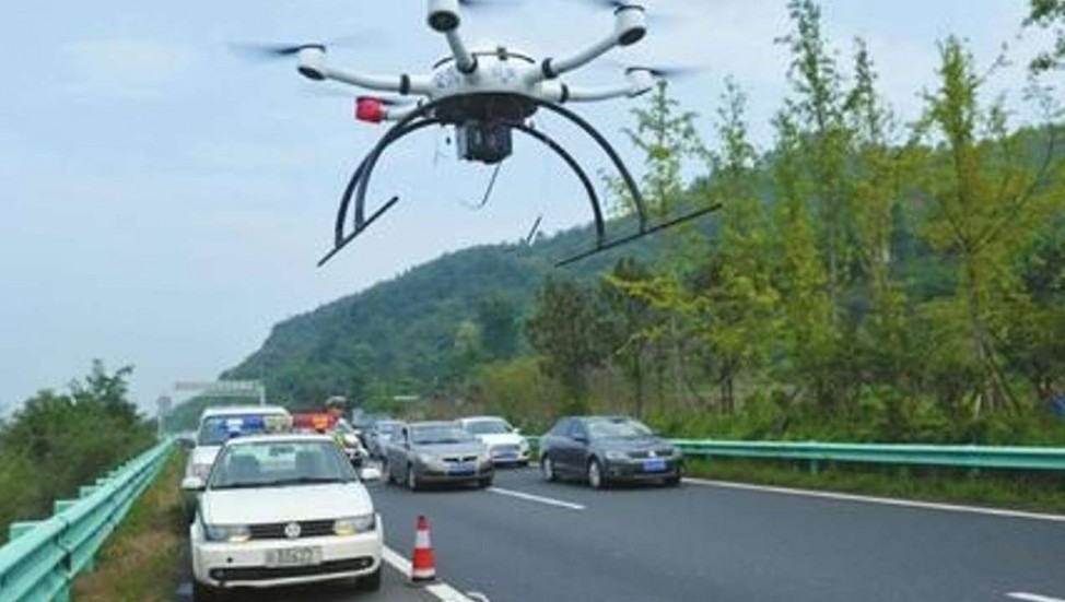 Surveillance of Traffic Accidents or Traffic Flow